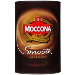SMOOTH COFFEE GRANULATED 1KG