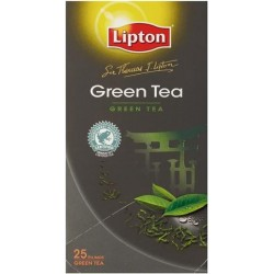 GREEN TEA SIR THOMAS TEA BAG 25S