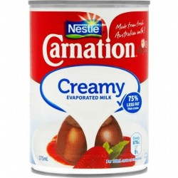 EVAPORATED MILK FULL CREAM 375ML
