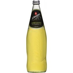 LIME CORDIAL 750ML