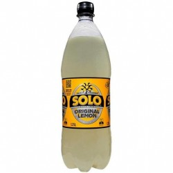 LEMON SOFT DRINK 1.25L