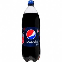 PEPSI COLA SOFT DRINK 1.25L