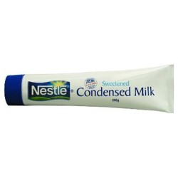 SWEETENED CONDENSED MILK TUBE 200GM