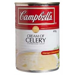 CREAM OF CELERY SOUP 410G