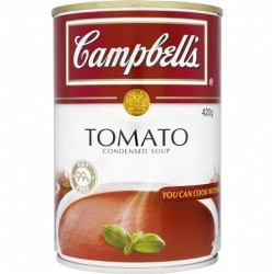 CONDENSED SOUP TOMATO 420GM