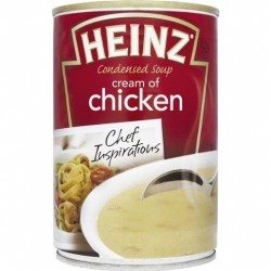 SOUP CREAMY CHICKEN 420GM