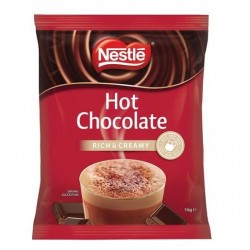 RICH AND CREAMY HOT CHOCOLATE SOFT PACK 1KG