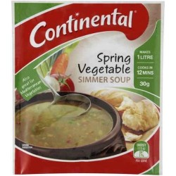 SPRING VEGETABLE SOUP 30GM