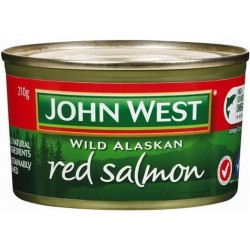 RED SALMON 210GM