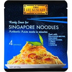SINGAPORE NOODLE READY SAUCE 90GM