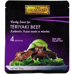 TERIYAKI BEEF READY SAUCE 100GM