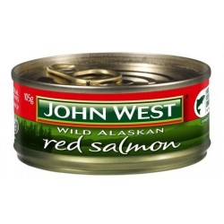 RED SALMON 105GM