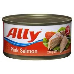 PINK SALMON 210GM