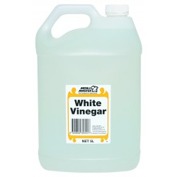 WHITE VINEGAR 5LT