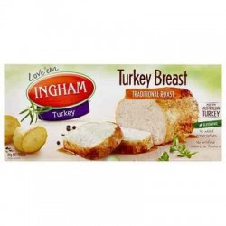 FROZEN TURKEY BREAST ROAST TRADITIONAL 2KG