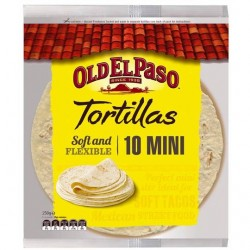 TORTILLAS MINI 10PK