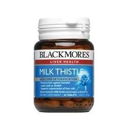 BLACKMORES MILK THISTLE VITAMINS 42S