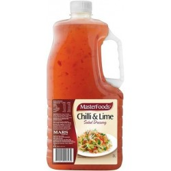 CHILLI AND LIME SALAD DRESSING 3L