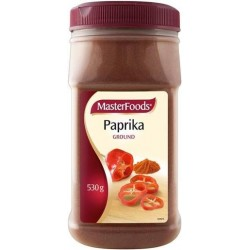 GROUND PAPRIKA 530GM