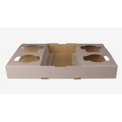 CARRY TRAY 4 CUP 100S