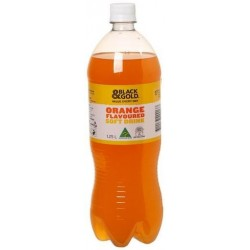 ORANGE SOFT DRINK 1.25LT