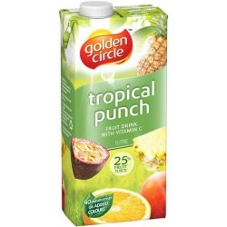 TROPICAL PUNCH JUICE 1LT