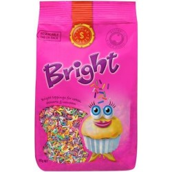 CAKE TOPS BRIGHT 160GM