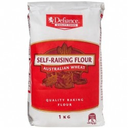 FLOUR SELF RAISING 1KG