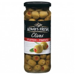 STUFFED SPANISH OLIVES 450GM