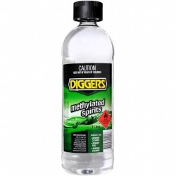 DIGGERS METHYLATED SPIRITS 1L