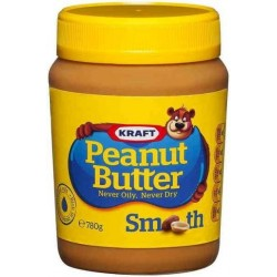 PEANUT BUTTER SMOOTH 780G