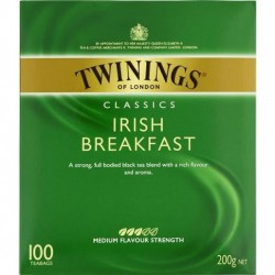 IRISH BREAKFAST CLASSICS TEABAGS 100S