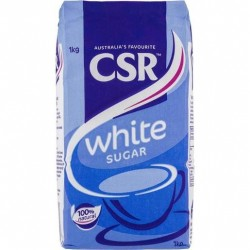 WHITE SUGAR 1KG