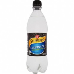 LEMONADE SOFT DRINK 600ML