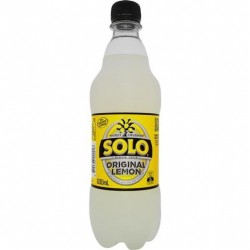 LEMON SOFT DRINK 600ML