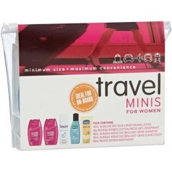 TRAVEL SET MINIS WOMEN