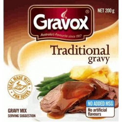 GRAVOX TRADITIONAL GRAVY POWDER 200GM