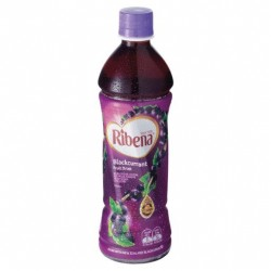 BLACKCURRANT FRUIT DRINK RTD 500ML