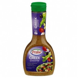 GREEK SALAD DRESSING 330ML