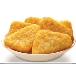 TRIANGLE HASH BROWNS 2KG