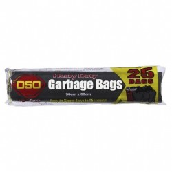 EASY HEAVY DUTY GARBAGE BAG ROLLS 25S