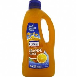 ORANGE CORDIAL 1LT